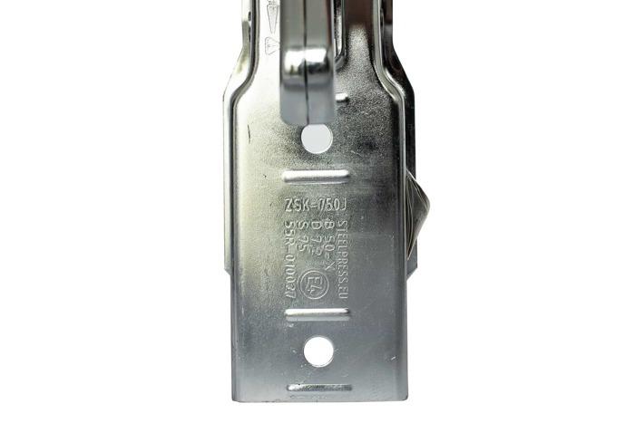 Kuglekobling Steelpress ZSK 750 J firkantprofil 70 mm